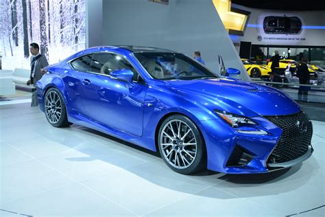 Lexus Rc F Hp by Lexus Rc F 450 Hp Scorcher Set For Detroit Debut Image