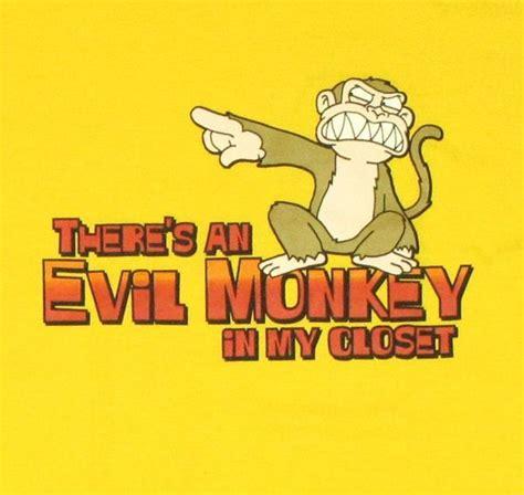 Family Monkey In The Closet by Evil Monkey Amino