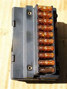 Jaguar Xj40 Xj6 Central Centre Center Fusebox Fuse Box