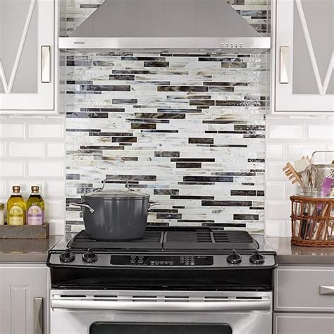 backsplash for kitchen walls pin by lowe s on a kitchen to dine for 4255