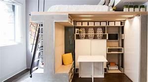 conseil amenagement petit espace With amenagement interieur petit espace