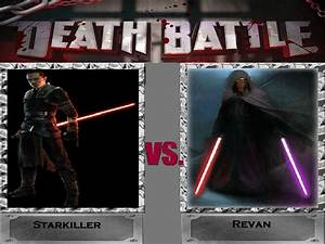 Death Battle Idea #9- Starkiller vs Revan by Ryumancer on ...