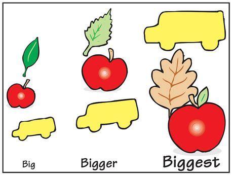 big bigger biggest lesson plans  mailbox