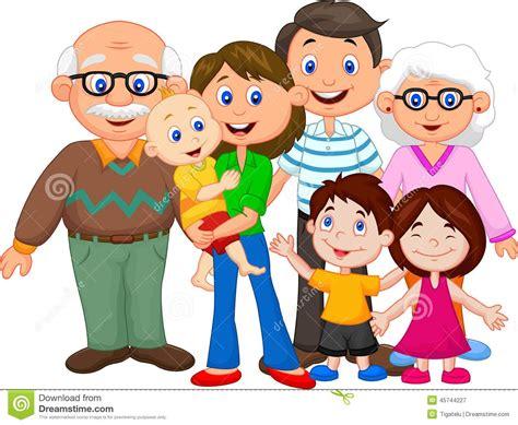 Desenho Familia Feliz
