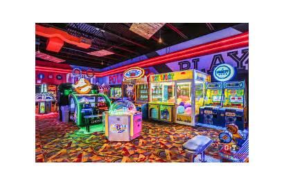 Games Brantford Arcade