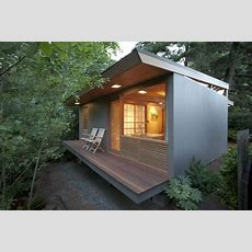 This Gorgeous Zenlike Tiny House Spans Generations