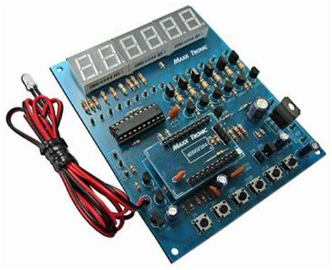 Mxa Infrared Sensor Digital Counter Digit Circuit
