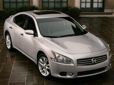 2009 Nissan Maxima S Sedan 4d Used Car Prices
