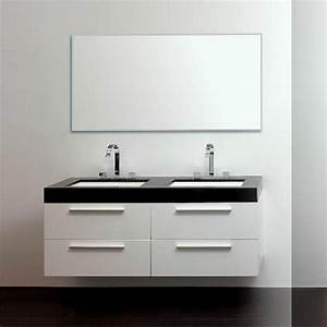 meuble de salle de bain panda carrelages parquetsfr With meuble de salle de bains conforama