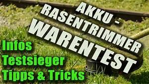 Akku Rasentrimmer Test : akku rasentrimmer stiftung warentest infos tipps und ~ Watch28wear.com Haus und Dekorationen