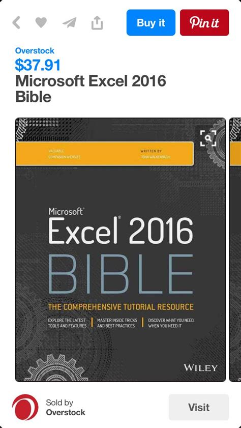 pin by rowan pearson on books excel microsoft excel