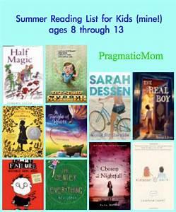 7th Grade Reading List : PragmaticMom