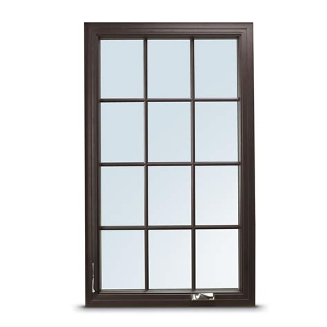 andersen installed  series fibrex casement windows building  home casement windows