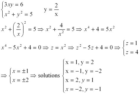 systems of linear and quadratic equations ppt tessshebaylo