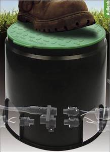 Einbau Gefrierschrank Klein : bodeneinbaudose klein f r unterirdischen einbau bodeneinbaudose strahler ~ Watch28wear.com Haus und Dekorationen