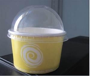 China Frozen Yogurt Cup - China Paper Bowl, Ice Cream Cup