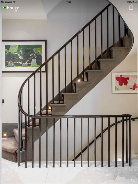 new banisters rounder bars side stringer new staircase ideas in 2019