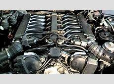 Bmw M70B54 V12 engine first run YouTube