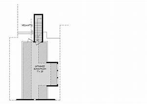 3-bedroom Craftsman Home Plan With Bonus Room