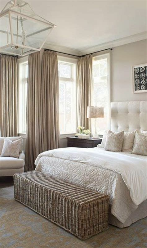 chambre blanche et taupe chambre taupe et beige