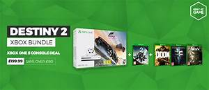 GAME launch incredible Xbox One & Destiny 2 bundle ...