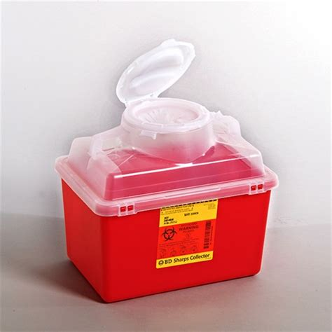 14 Quart BD Sharps Container   Stericycle