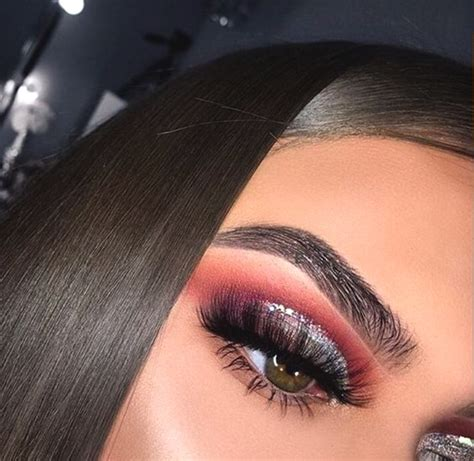 glam night  makeup ideas ecemella