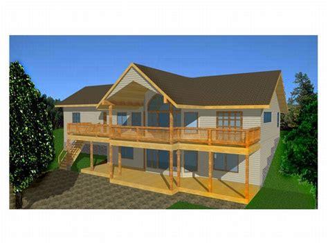 sloped lot house plans plan 012h 0025 find unique house plans home plans and floor plans at thehouseplanshop com