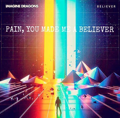 "Imagine Dragons Logran Otro Numero Uno Con ""believer"