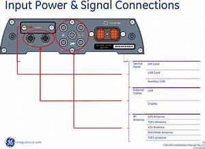 Ge Mining Australia Prod08422 Collision Avoidance System