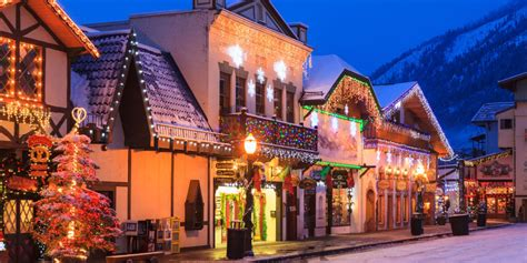 real christmas villages happy holidays