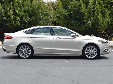review  ford fusion  drive ny daily news