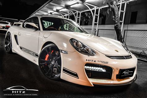 Cayman Porsche Tuning by Porsche Cayman 987 2 Pdk Armytrix Exhaust Tuning Review Price