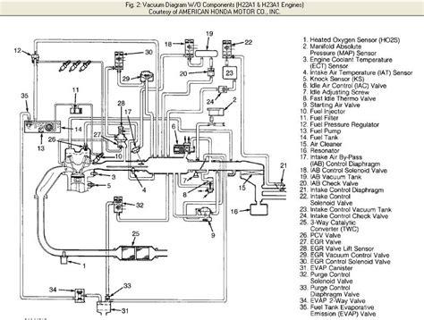 prelude vacuum diagram honda tech honda forum