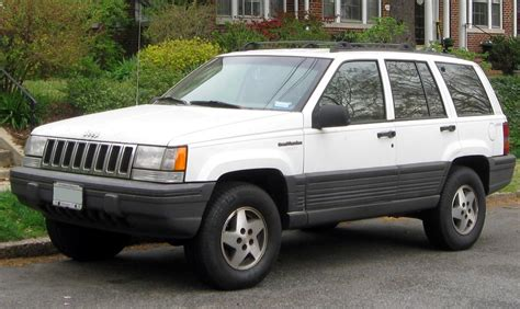 1995 Jeep Grand Cherokee Information And Photos