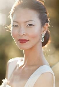 Maquillage De Mariage : tout ce qu 39 il faut savoir sur le bon maquillage asiatique ~ Melissatoandfro.com Idées de Décoration