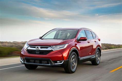 2017 Honda Crv Vs 2017 Toyota Rav4 Which Crossover