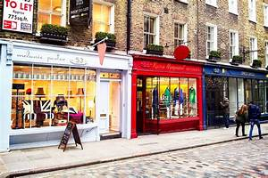 Monmouth Street One Of The Best Shopping Streets Shops