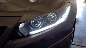 Honda Accord 8th Gen Coupe  U0026quot Headlight U0026quot