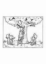 Cat Fireman Tree Coloring Cartoon Funny Firefighter Rescues Clipart Pages Clip Sam Animal sketch template