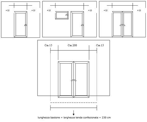misure tende per interni tende su misura per interni sartoriali artigianali