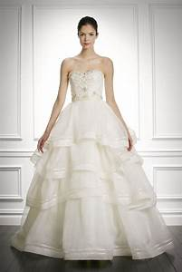 sweet carolina herrera 9 sophisticated new wedding With carolina herrera wedding dress