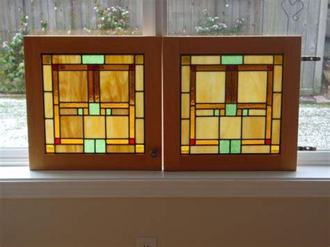 custom made cabinet doors handmade custom cabinet door stained glass panels by