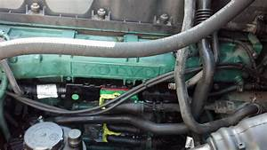 Volvo D13 Blow By Oil Separator Leak