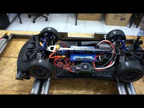 rc auto test traxxas xo 1 176 kmh teste dinamometro rc dyno speed test