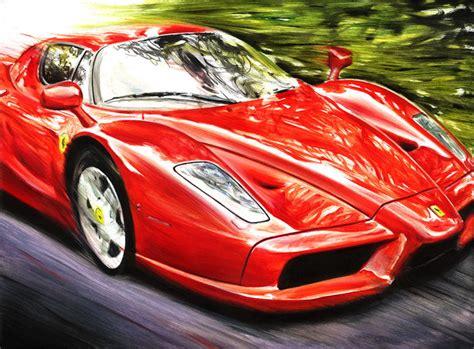 Ferrari Enzo Sport Luxury Car