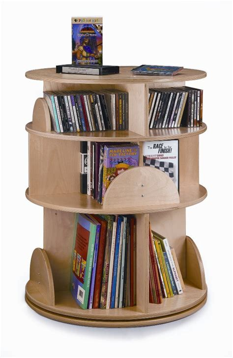 Cool, Fun And Unique Bookcases For Children