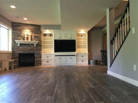 new laminate floor bubbling farmhouse basement ideas with basement farmhouse and