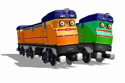 Hamish Harry Crotoonia Wiki Railways Adventures Fandom