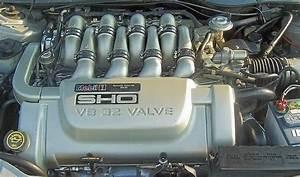 My 97 Ford Taurus Sho Motor  3 4l 32 Valve Yamaha V8